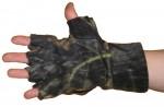 Варежки-перчатки флисовые